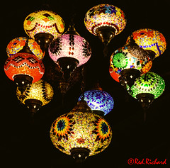Turkish Lamps (red.richard) Tags: turkey traditional lamps lights colours nikon d800