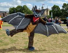 Londonfurs Summer 2019 353 (finbarzapek / SeanC) Tags: londonfurs summer weekender july 2019 fursuit fursuits furry furries animal costumes london united kingdom