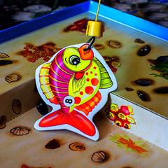 Gone Fishing (blasjaz) Tags: blasjaz angelspiel macromondays gonefishing fishinggame