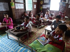 Phnom Penh Children bridge organisation