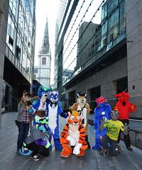 Londonfurs Summer 2019 471 (finbarzapek / SeanC) Tags: londonfurs summer weekender july 2019 fursuit fursuits furry furries animal costumes london united kingdom