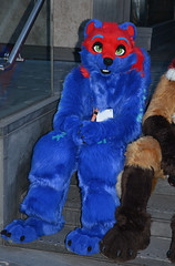 Londonfurs Summer 2019 467 (finbarzapek / SeanC) Tags: londonfurs summer weekender july 2019 fursuit fursuits furry furries animal costumes london united kingdom