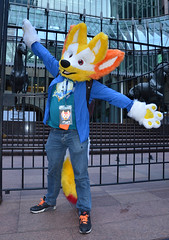 Londonfurs Summer 2019 461 (finbarzapek / SeanC) Tags: londonfurs summer weekender july 2019 fursuit fursuits furry furries animal costumes london united kingdom
