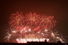 第34回利根川大花火大会 34th Tone-gawa River Fireworks Festival (ELCAN KE-7A) Tags: 日本 japan 茨城 ibaraki 境町 sakai 利根川 tonegawa river 大花火 fireworks festival ペンタックス pentax k3ⅱ 2019