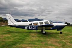 N7640F PA-32R (eigjb) Tags: derryogue airfield kilkeel codown ireland flyin light aircraft airplane plane spotting aviation aeroplane 2019 mourne flying club n7640f piper pa32r six p32r lance pa32r300 cherokee