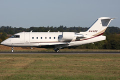 n448e cl60 eggw (Terry Wade Aviation Photography) Tags: cl60 eggw