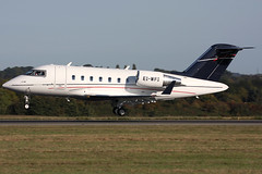 ei-wfi cl60 eggw (Terry Wade Aviation Photography) Tags: cl60 eggw
