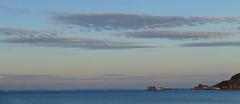 D21554-5,p.  Swansea Bay. (Ron Fisher) Tags: mumbles swanseabay cymru wales southwales sea seaside evening eveninglight sky clouds pier lighthouse sunset sunsetlight panasoniclumixfz1000 panasonic lumix fz1000 gb greatbritain uk unitedkingdom europe europa gower coast baeabertawe mwmbwls gŵyr