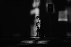The Number One (natan_salinas) Tags: streetphotography fotografíaurbana fotografíacallejera bw blackwhite blanconegro bn blancoynegro blackandwhite monocromático monochrome nikon gente portrait retrato d5100 street calle urbe urban urbano 50mm joven young cara face rostro streetportrait retratocallejero retratourbano people noiretblanc valparaíso valpo city ciudad luz light shadow sombras contraluz chile hombre man male reflejos reflexes