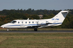 okpmi be40 eggw (Terry Wade Aviation Photography) Tags: be40 eggw
