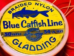 Gone Fishing ;) HMM!! (Jon Hughes2) Tags: macromondays gonefishing nikond3100 nikkorp55mmmacro macro primelens fishingtackle fun