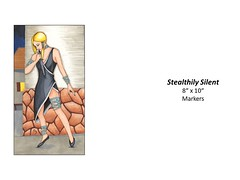 """Stealthily Silent • <a style=""""font-size:0.8em;"""" href=""""http://www.flickr.com/photos/124378531@N04/48347959096/"""" target=""""_blank"""">View on Flickr</a>"""