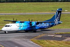 ES-ATA | ATR 72-600 | Nordica (JRC | Aviation Photography) Tags: esata atr72600 atr72 atr sou eghi nordica