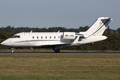 hbjre cl60 eggw (Terry Wade Aviation Photography) Tags: cl60 eggw