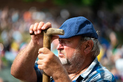 Guard . (helmet13) Tags: d800e raw people man fisherman ulm nabada2019 lifeguard portraitstudy paddle selectivefocus bokeh aoi peaceaward event annualcelebrations