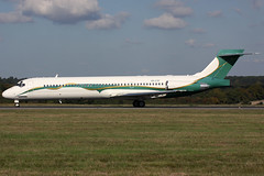 vpctf md87 eggw (Terry Wade Aviation Photography) Tags: md87 eggw