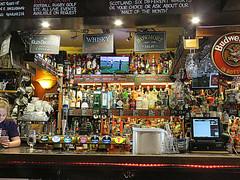 St. Andrews pub (jimsawthat) Tags: interior pub whiskey standrews smalltown scotland uk unitedkingdom