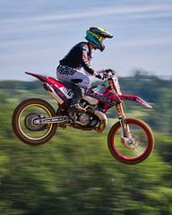 Motocross Aichwald 2019 (jan.boelstler) Tags: moto mx cross enduro aichwald motocross jump jumping motorrad bike rennen racing wald himmel