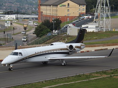 LX-JAG Embraer EMB-135BJ Legacy 600 (Global Jet Luxembourg) (Aircaft @ Gloucestershire Airport By James) Tags: luton airport lxjag embraer emb135bj legacy 600 global jet luxembourg bizjet eggw james lloyds
