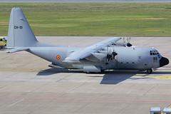 CH-01 (Boris.Motel) Tags: lockheedc130hhercules belgium air force freighter cargo milotary nuremberg nürnberg airport flughafen aircraft flugzeug