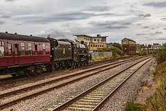 Mainline_2019_07_21_054 (Phil_the_photter) Tags: steam steamengine steamloco steamrailway northwalescoastexpress 5690 45690 leander rhyl edgehill class37 37685 jubilee llanfairfechan