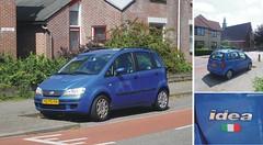 EINDELIJK!! 93-PS-FH Fiat Idea 2004 Asselsestraat Apeldoorn (willemalink2) Tags: eindelijk 93psfh fiat idea asselsestraat apeldoorn 2004