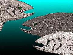 Macro Mondays: Gone Fishing (Hayseed52) Tags: macromondays fishing gonefishing fish water carp