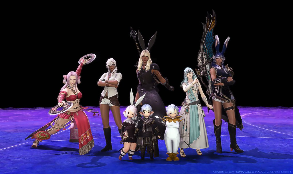 The World's most recently posted photos of ffxiv - Flickr Hive Mind