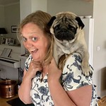 Workout with mom #pug #pugs #puglife #puglove #puglover thumbnail