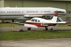 G-EDGI (Rob390029) Tags: piper pa28 gedgi cotswold airport kemble egbp
