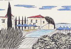 Le vieux Castillon. (J-M.I) Tags: