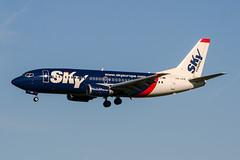 HA-LKS (PlanePixNase) Tags: amsterdam ams eham schiphol planespotting airport aircraft skyeurope boeing 737 b733 737300
