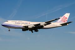 B-18251 (PlanePixNase) Tags: amsterdam ams eham schiphol planespotting airport aircraft chinaairlines boeing 747400 747 b744 jumbo
