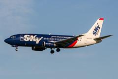 HA-LKR (PlanePixNase) Tags: amsterdam ams eham schiphol planespotting airport aircraft skyeurope boeing 737 b733 737300