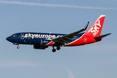 OM-NGA (PlanePixNase) Tags: amsterdam ams eham schiphol planespotting airport aircraft skyeurope boeing 737 737700 b737