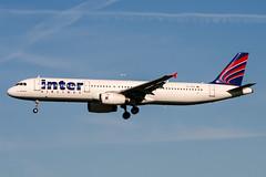 TC-IEG (PlanePixNase) Tags: amsterdam ams eham schiphol planespotting airport aircraft inter airbus 321 a321
