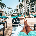 This is us, wishing we were back at the @arubamarriott this Monday 😂. . . . . . . . #arubamarriott #marriottpartner #aruba #poolday #coolperspective #caribbeantravel #coupleslovetravel #couplegoals #couplestyle #palmtreesfordays #luxuryresorts #luxury thumbnail