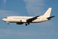 LZ-BOU (PlanePixNase) Tags: amsterdam ams eham schiphol planespotting airport aircraft bulgariaair boeing 737 b733 737300