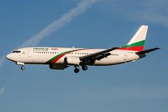 LZ-HVA (PlanePixNase) Tags: amsterdam ams eham schiphol planespotting airport aircraft hemus boeing b734 737400 737