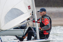 DSC02748 (philbase) Tags: laser dinghy competition midland sailing club event edgbaston birmingham water resevoir sails performance