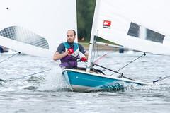 DSC02608 (philbase) Tags: laser dinghy competition midland sailing club event edgbaston birmingham water resevoir sails performance