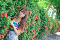 IMG_4110L (攝影玩家-明晏) Tags: 人 人像 戶外 outdoor 瑞希 portrait pretty taiwan taipei 女生 女孩 富錦街 girl woman beauty