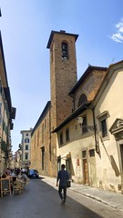 Firenze - Basilica di Sant'Ambrogio (Maurizio Masini) Tags: italia italy italie italien toscana tuscany florence firenze florenz ambrogio santo santambrogio basilica