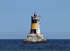 Lighthouse in Pomorie (Bulgaria) (JaaniicB) Tags: canon 77d eos nature bulgaria pomorie travel sight lighthouse bidrs ocupied tamron 70300mm
