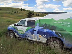 Our equivalent of the batmobile... the BCWF truck! (BC Wildlife Federation's WEP) Tags: wetlandseducationprogram wetlands wetland wep wetlandkeepers wetlandsforlife wetlandeducationprogram bcwf bcwildlifefederation bc bcwfwep bcwetlands bcwfwetlandseducationprogram bcwildlife kamloops