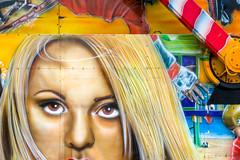 Fairground Art (kh1234567890) Tags: panasonic tz100 zs100