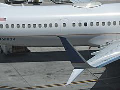 UA 737-924ER N68834 (kenjet) Tags: ua ual united unitedairlines boeing 739 737900er n68834 737924er sf sfo ksfo sanfranciscointernationalairport scimitar winglet plane jet airliner airline flugzeug aviation airport terminal