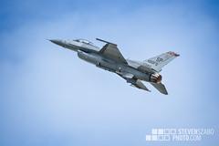USAF Viper DEmo (Steven Szabo) Tags: airshows airtattoo airshow d850 fairford gloucestershire greatbritain nikon nikond850 raf raffairford riat riat2019 uk unitedkingdom