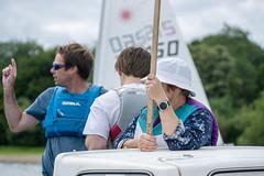 DSC02969 (philbase) Tags: laser dinghy competition midland sailing club event edgbaston birmingham water resevoir sails performance