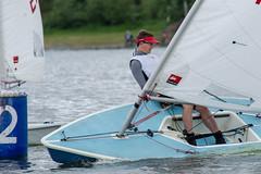 DSC02659 (philbase) Tags: laser dinghy competition midland sailing club event edgbaston birmingham water resevoir sails performance